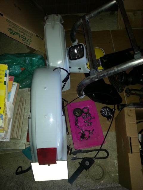Mi nueva adquisición Rieju MR80 Verde 2z4lqhh