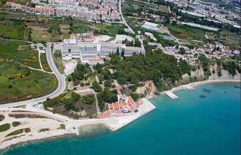 """JNA odmaralište - hotel """"Zagreb"""" -  Split - Duilovo 2zf5r0h"""