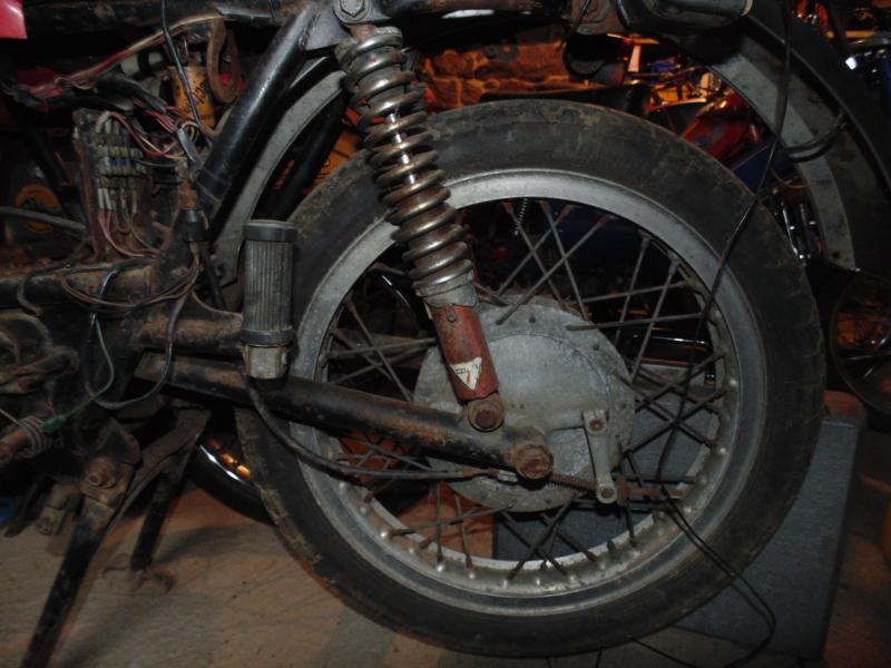 Ducati Strada 250 1979 2zgx1z5