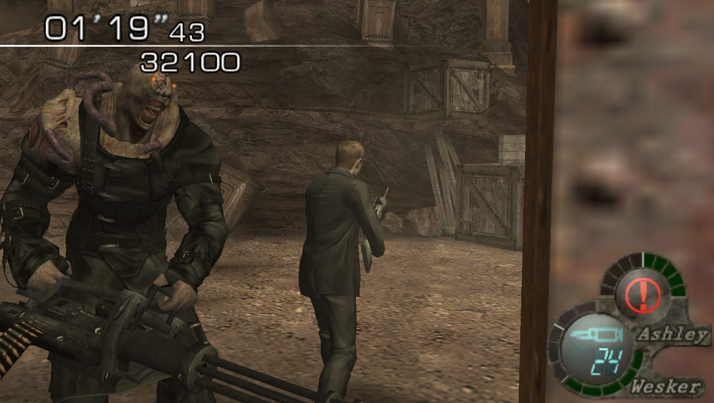Nemesis - Resident Evil Umbrella Chronicles - por J.J. 2zxtk4l