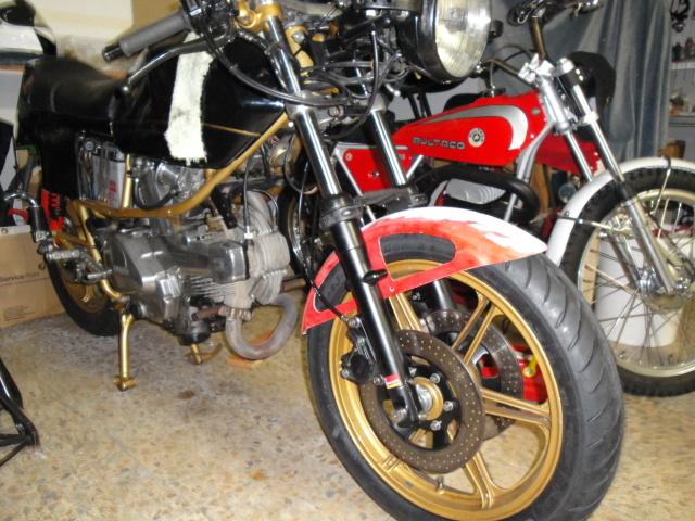 Mi Ducati Pantah 600 Endurance 3148l6x