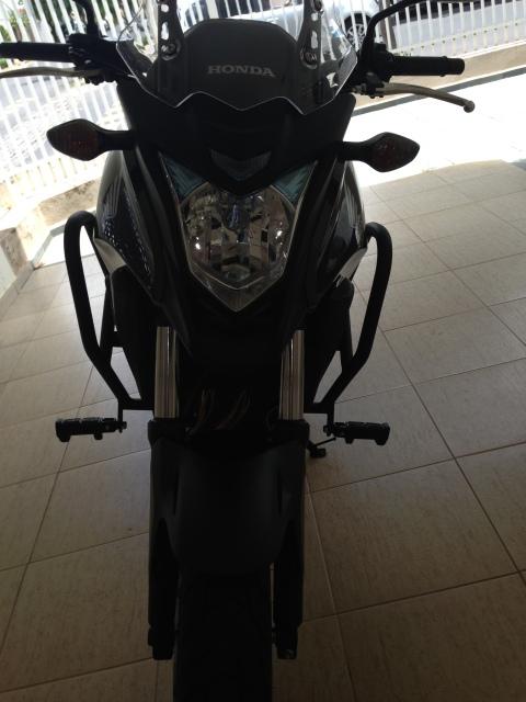 Protetor motor Chapam com pedaleiras 316vrwp