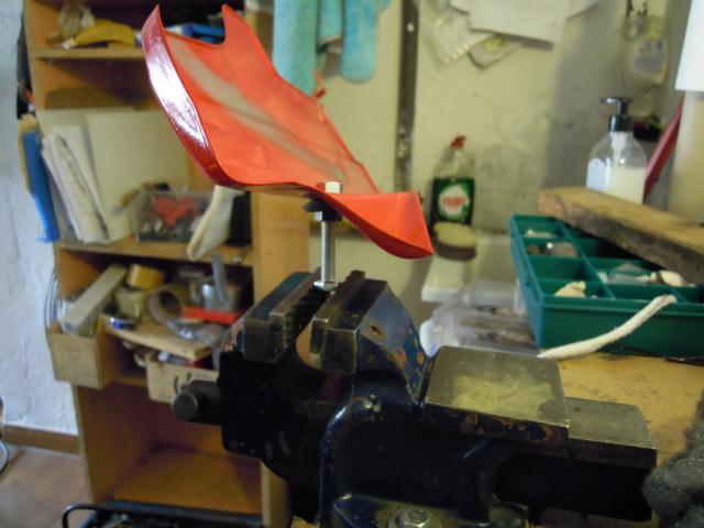 Mobylette AV-70  Inicio restauración 3358m81
