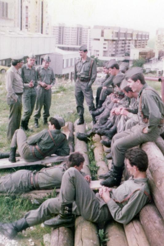 SPLIT 'Dalmatinskih brigada' Visoka 1986/1987 - Page 2 335cksg