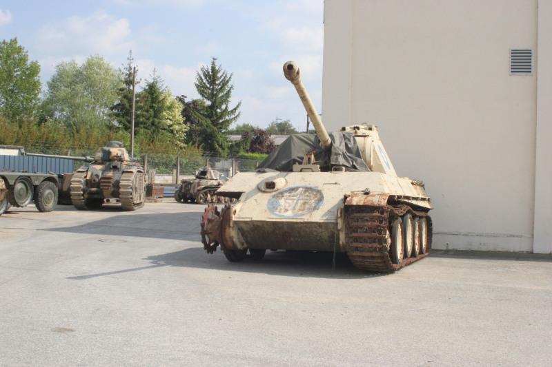 Il y a 70 ans se déroulait la plus grande bataille de chars dans l'ouest. 339lija