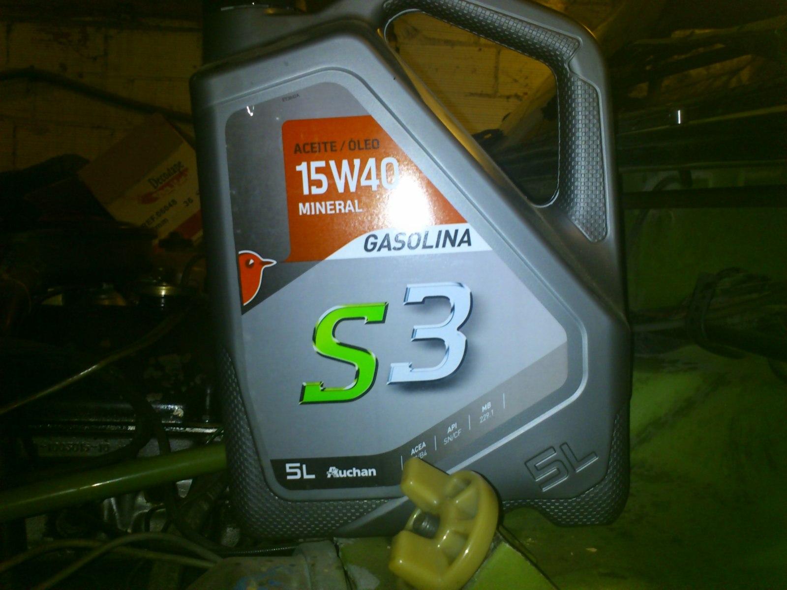 Limpieza del motor facil y nuevo aceite ( recomendado para niva 1600/1700) 348pwg7