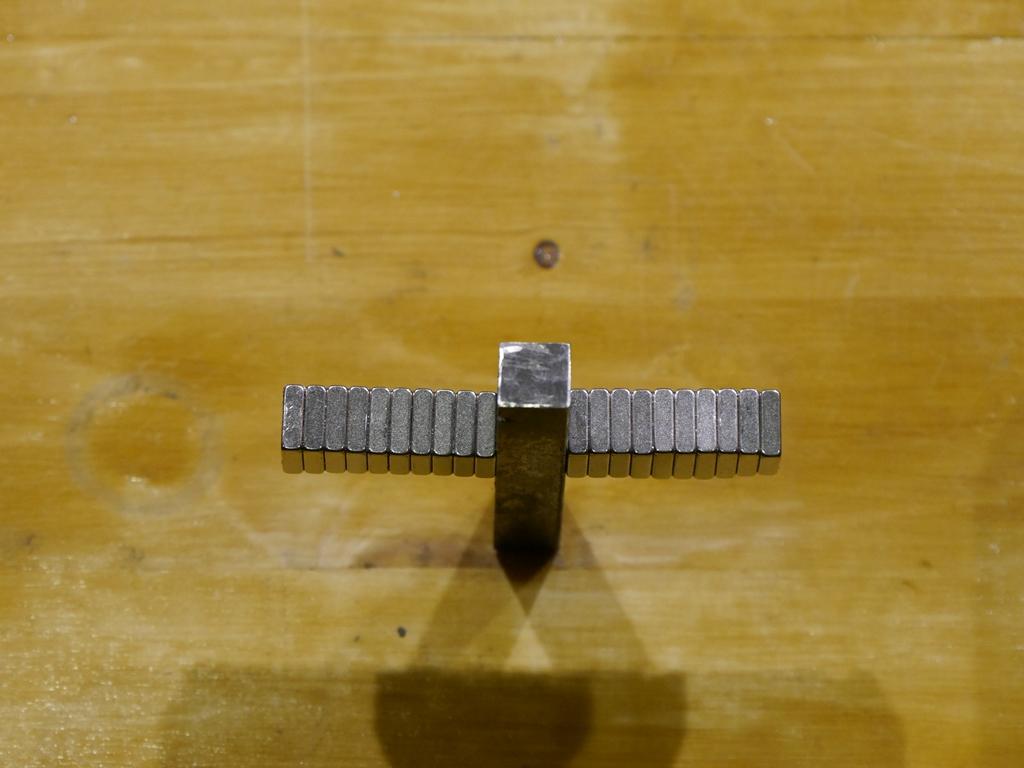Магниты. Визуализация магнитных полей. 34hjuz8
