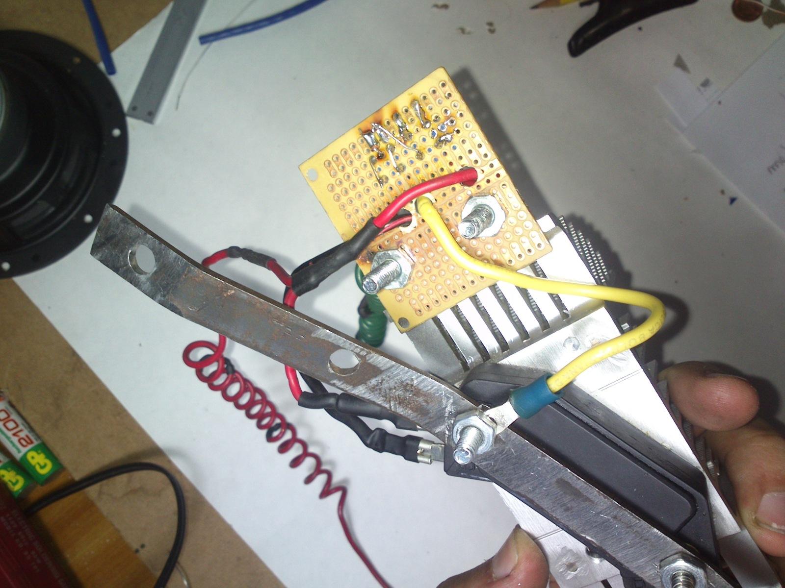 Encendido transistorizado: La otra alternativa. 35c2wi9