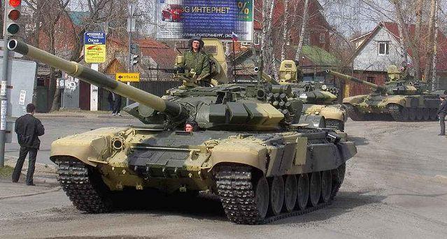 Razlika između T-72 i M-84 35d0zcy