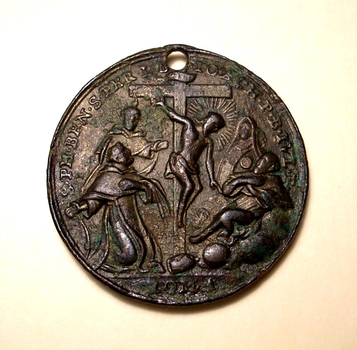 Santos y beatos servitas / Virgen Dolorosa  S. XVIII  (R.M. SXVIII-C54) 4ilut2