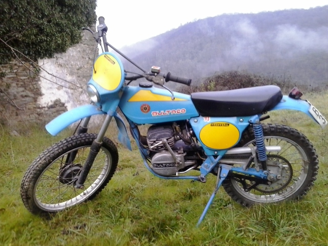 Bultaco Frontera - La Fronterita De Rafa 4kv5lv