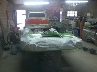 Restauración de la Manzanita, Buggy Z  4pyubo
