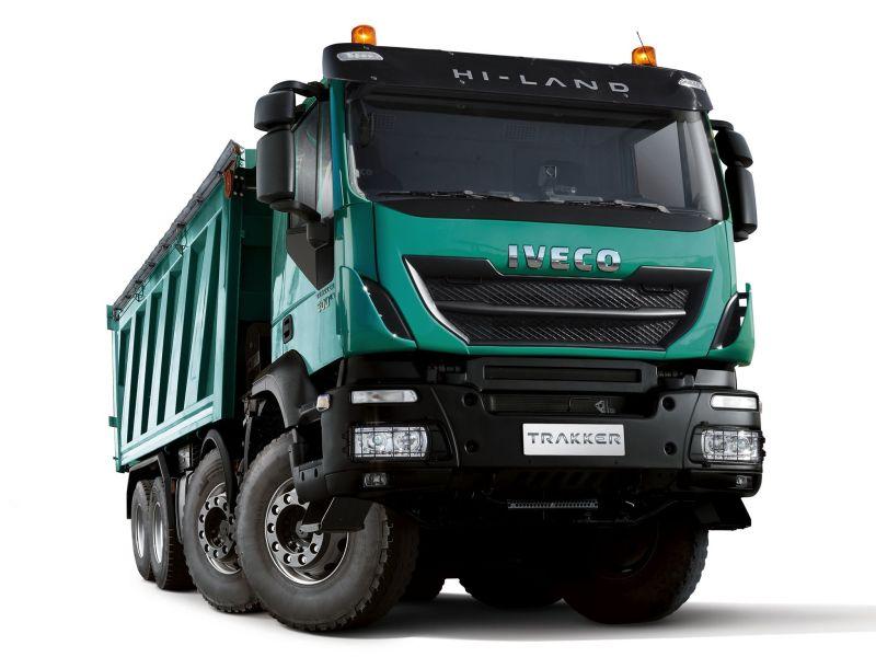 2014 Iveco Trakker Hi-Land 8x8 4qhitv