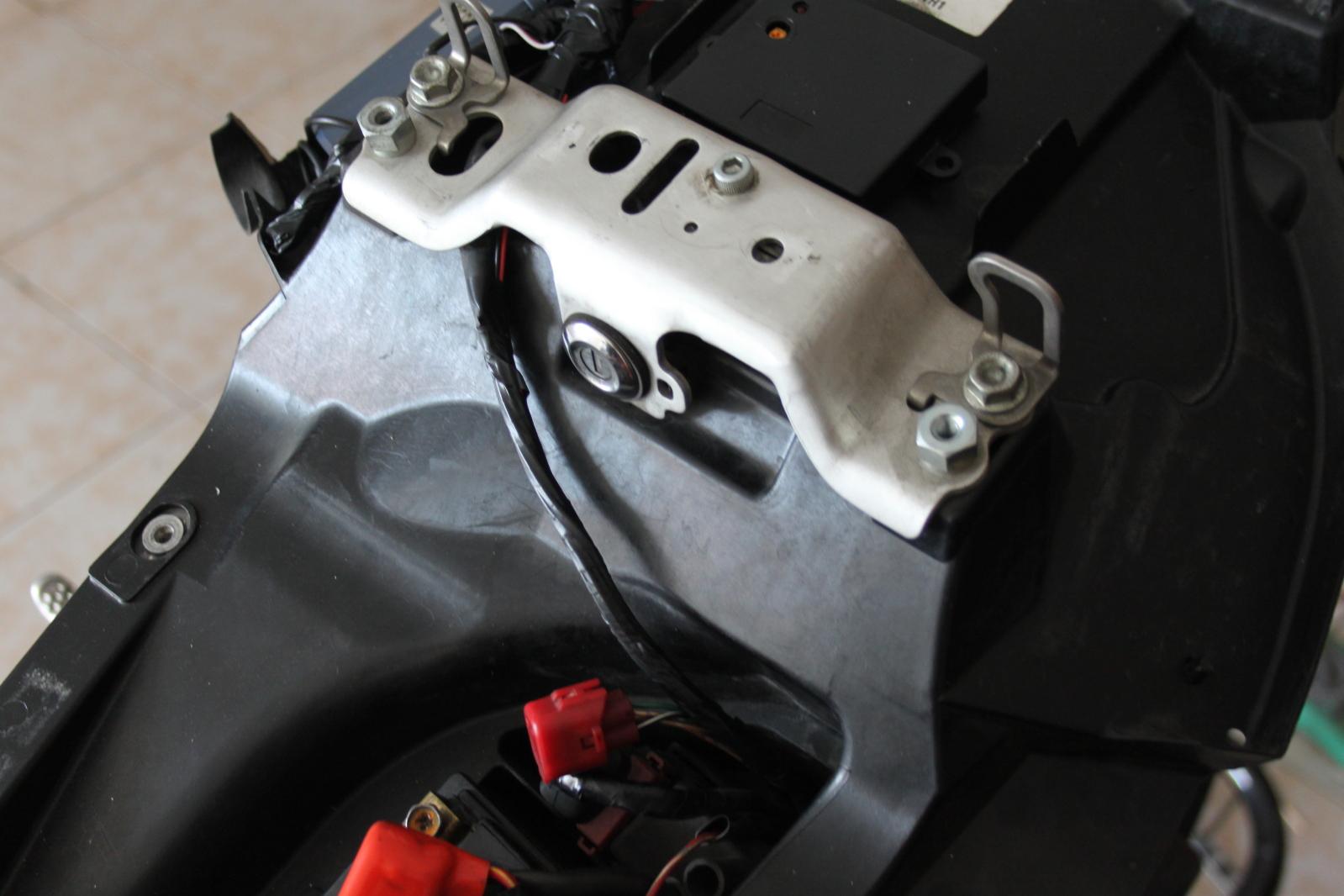 [DIY] Montagem de Alarme SPY 5000 com Corte de Combustível 4si3ya