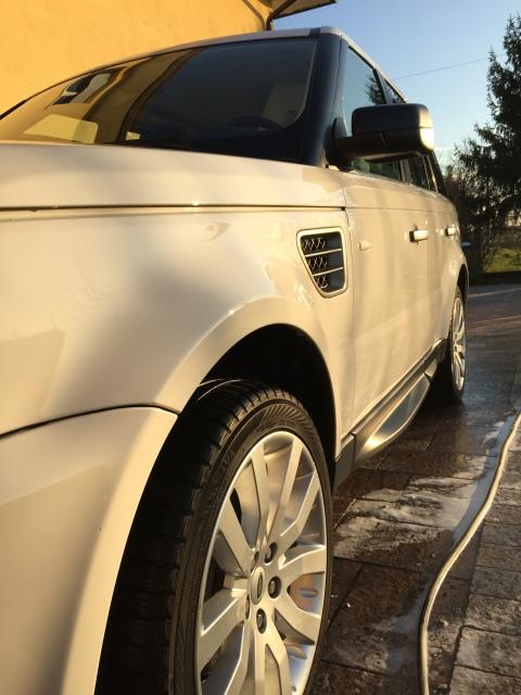 A&D detailing Range Rover Sport 4vs200
