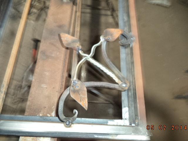 Trabajo de ornamentación metálica   50fdwx