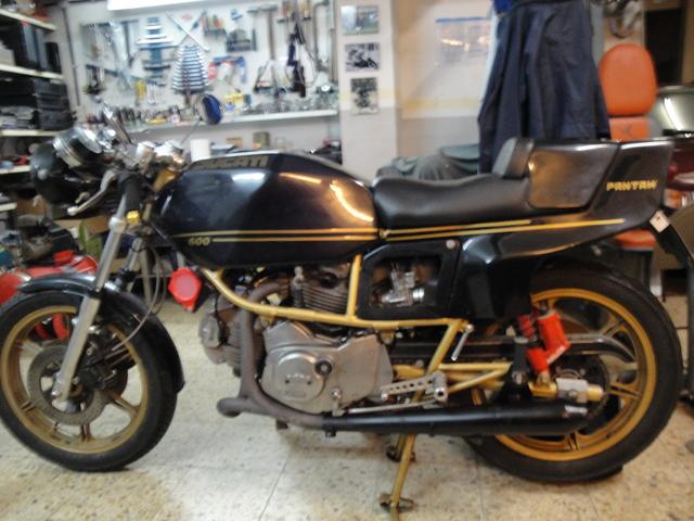 Mi Ducati Pantah 600 Endurance 5exsv4