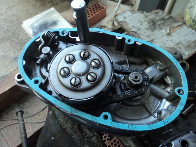 Mi primer proyecto: Montesa Ciclo 690the