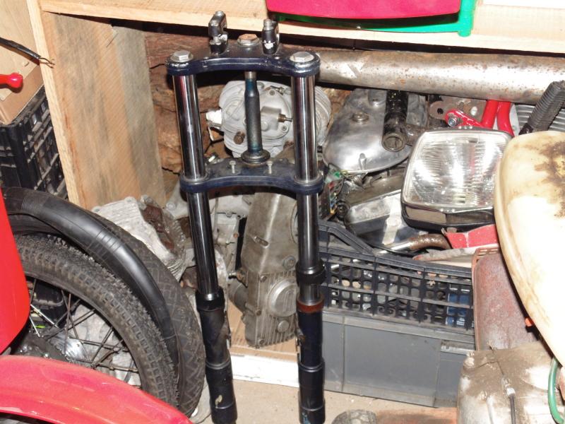 Ducati Strada 250 1979 6916k1