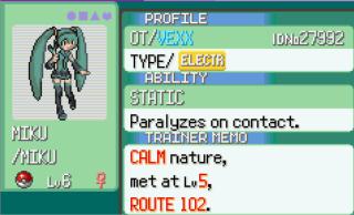 Pokemon Moemon (HackRom Esmeralda) 7307ih