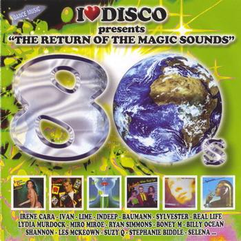 I Love Disco 80 s Vol. 4 de 8 {2CD} 2007 (NUEVO) 8weixi