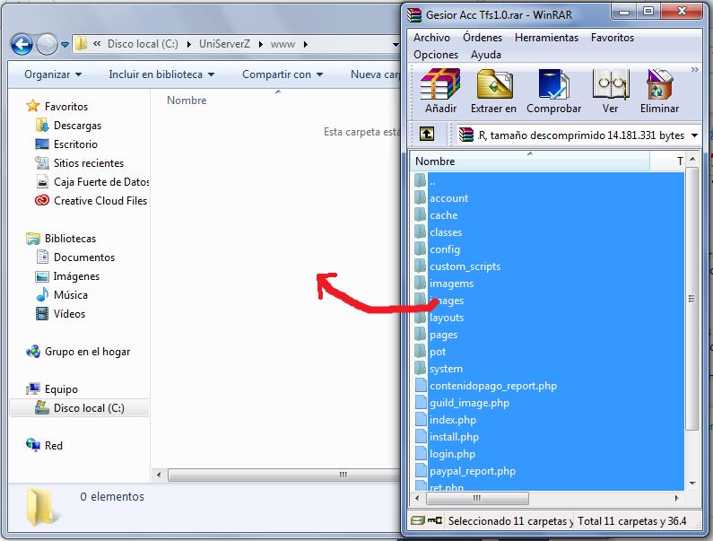 [Tutorial] Como instalar Gesior Acc Tfs 1.0 Con imagenes Paso a Paso 8yw5rs