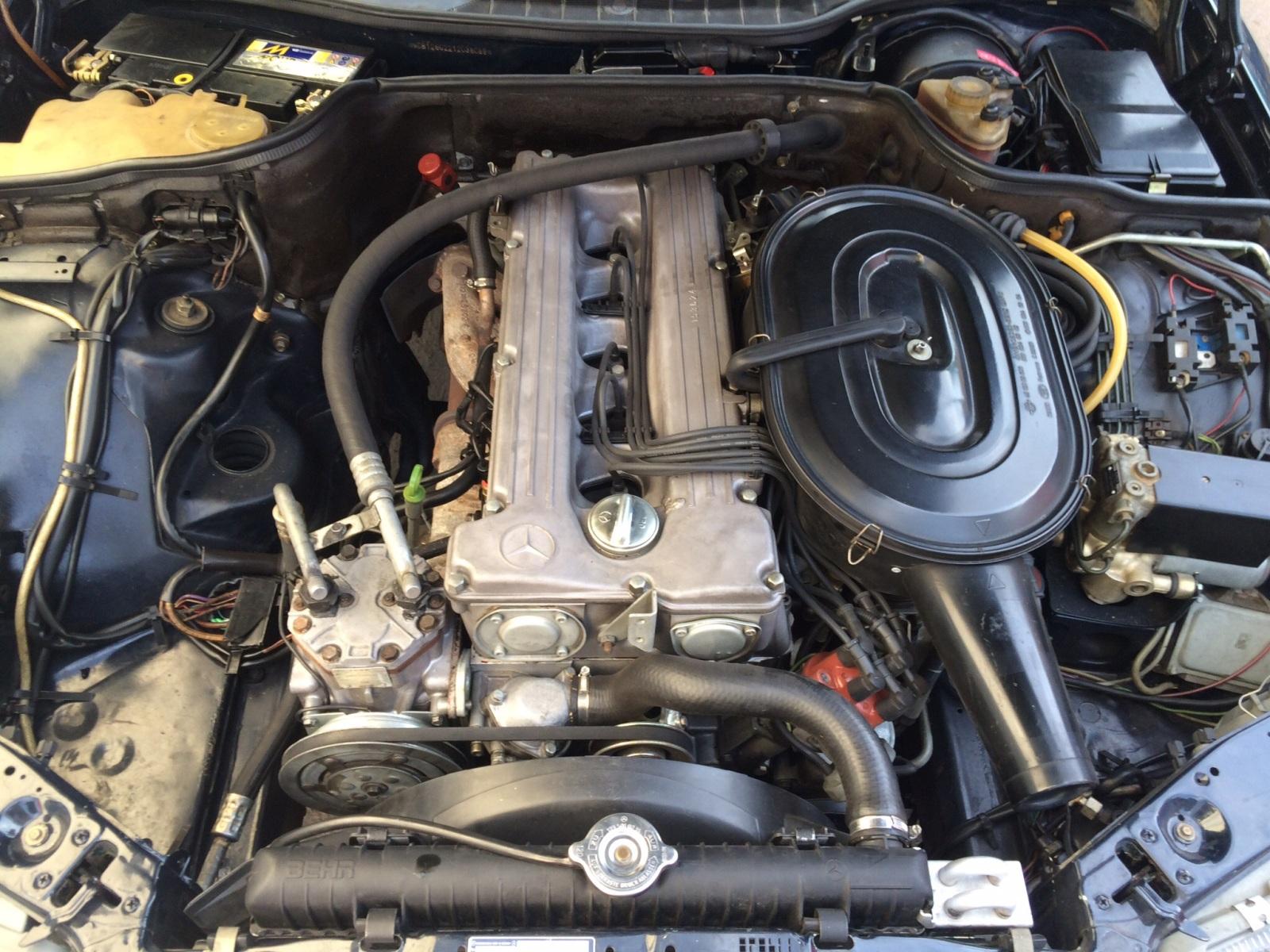 (COMPRO): Dosificador de combustível - W126 280S 1985 91cq40