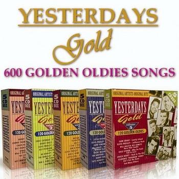 VA - Yesterday's Gold (25 CD) (NUEVO) LINK por Corregir 9hmaf9