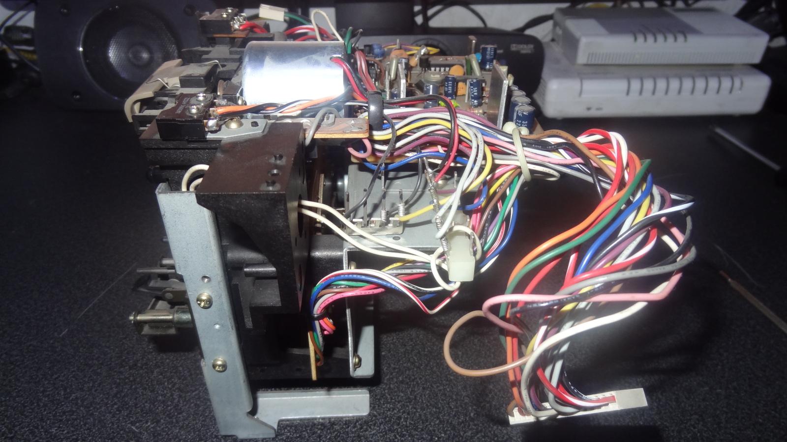 Pioneer CT-F1250 9rn3pk