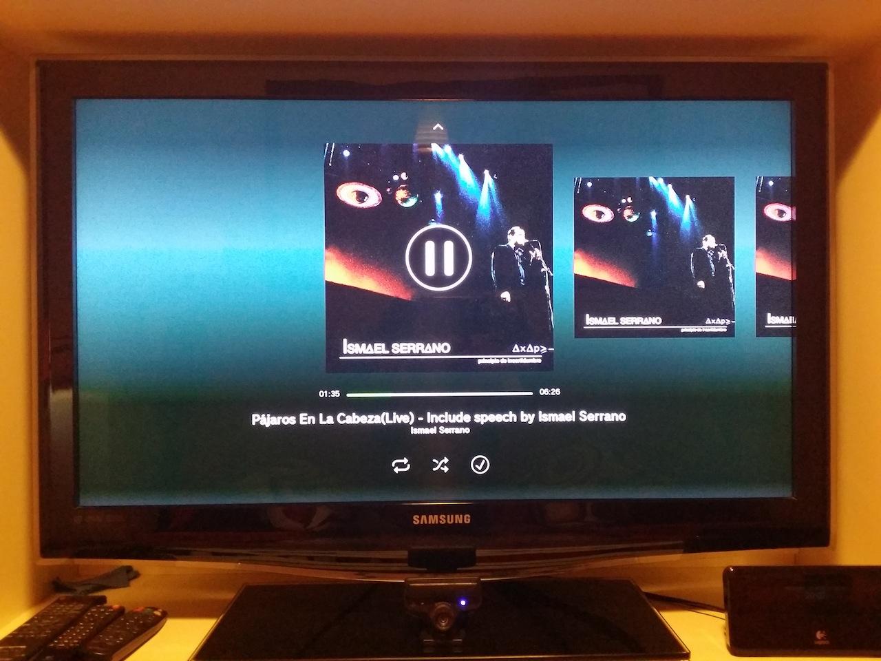 Spotify disponible para Playstation 3 y 4 A9s1g2