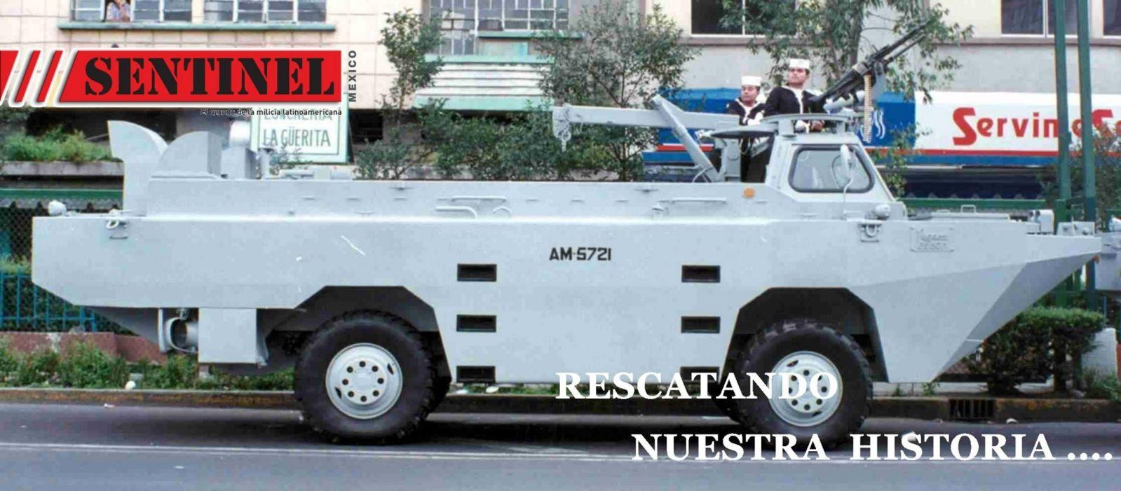 infanteria - BMR-600  y Anfibio PEGASO en la Armada de México - Página 2 B9it87