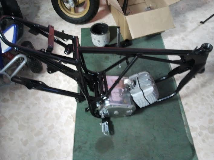 Puch Cobra M-82 TT Agua  y Réplica Coronil - Motos De Tote Dfiwqs