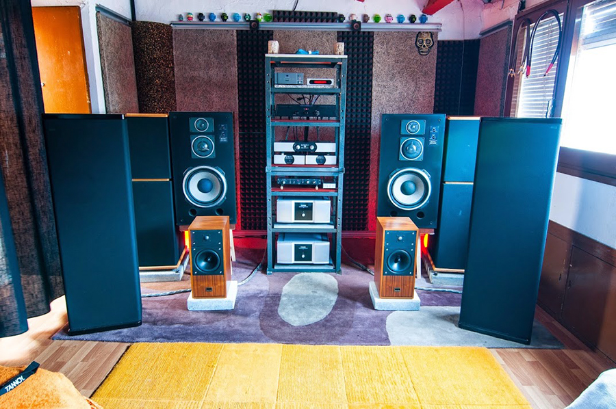 SALAS AUDIO PLANET Dop92h