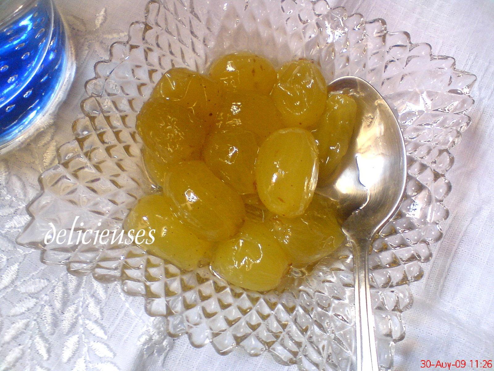 Σταφύλι γλυκό του κουταλιού Dq66pt