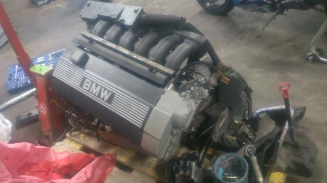 _Macce_  : Volvo 745 M50 vanos Turbo : avslut och sneakpeak på nytt projekt  Erbnrr