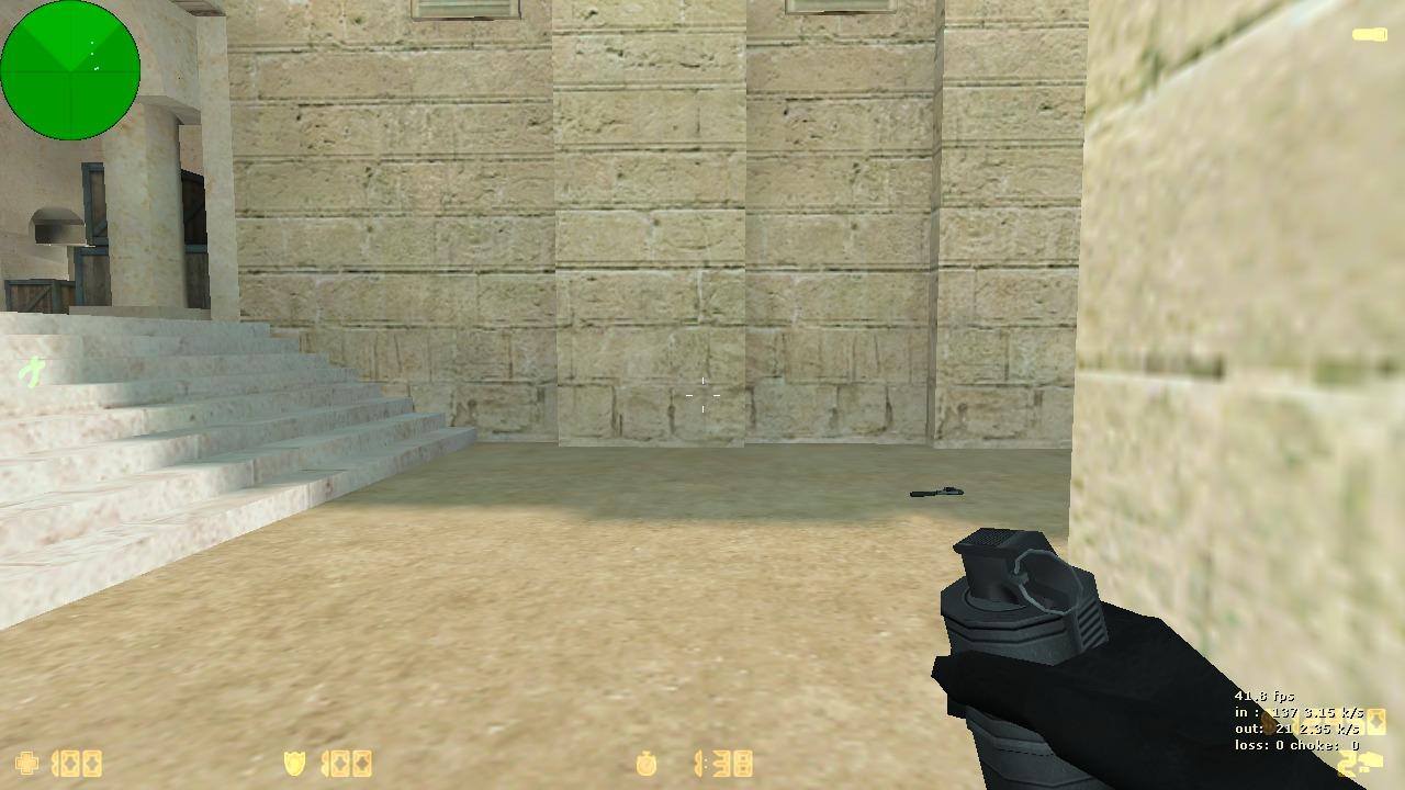 [ درس ] تحميل اسلحة جديدة HD وكونفيج قوي وبخاخ حرف B ل Cs 1.6 by Youssef Ben Fraj Etb8lh