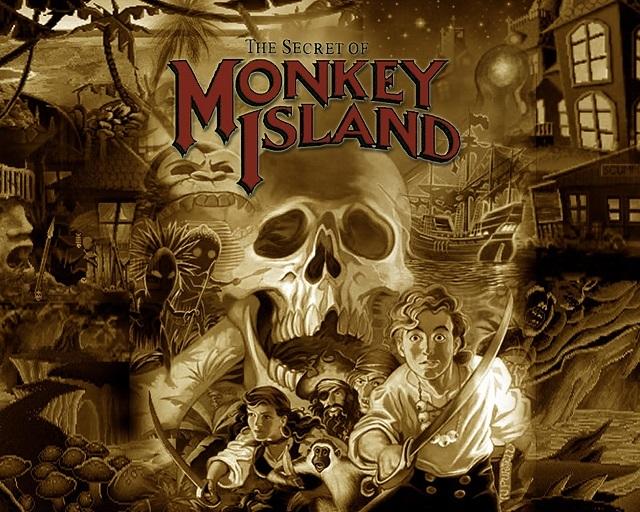 Monkey Island ¿El mejor videojuego de la historia? Etz3h0