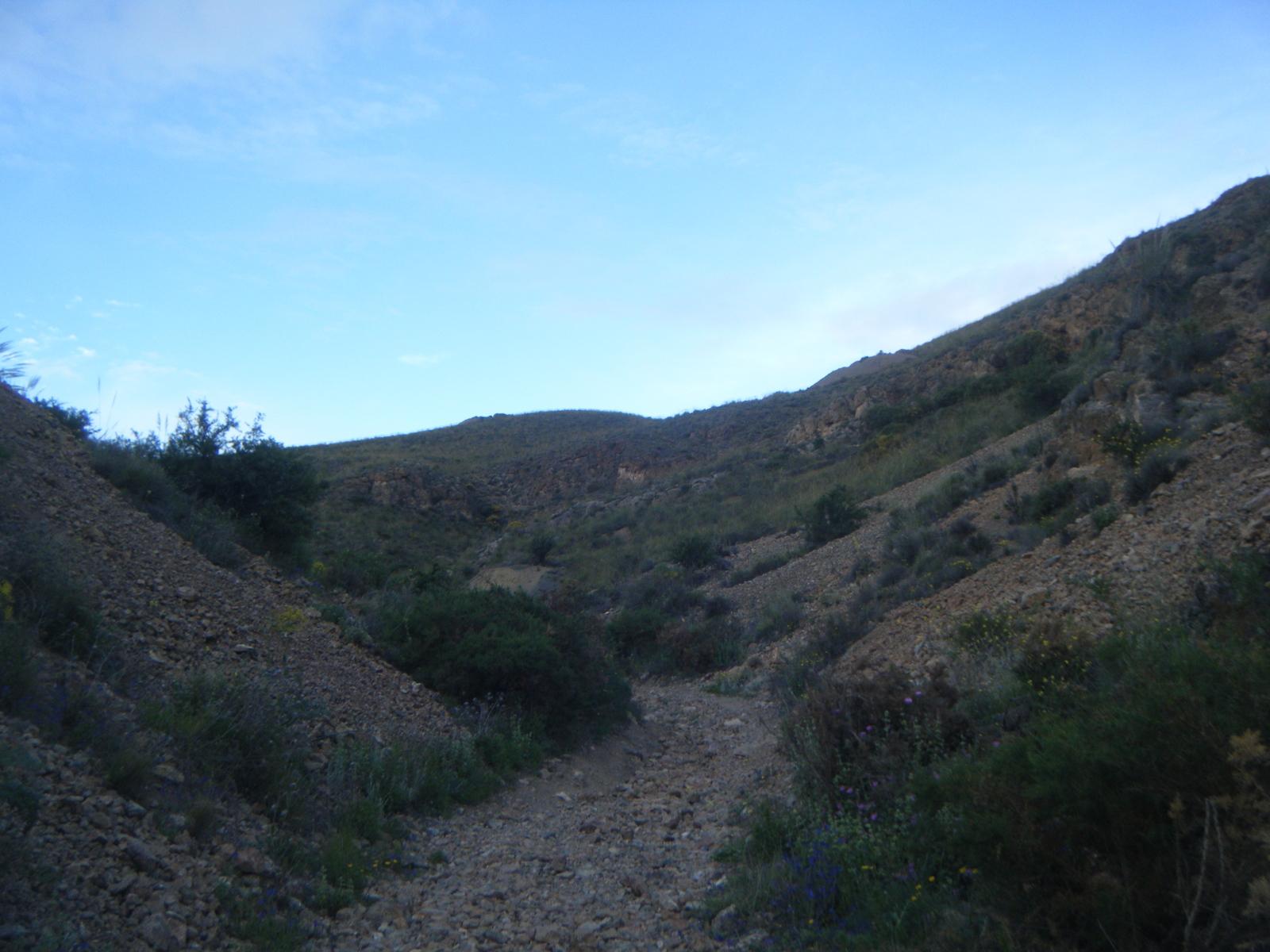 Minas Barranco El Pollo, Huercal de Almeria, Almeria, Andalucia, España F225ck