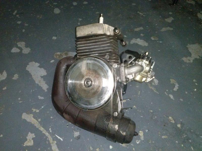 Motor Av10 completo en marcha 90€ Fc2n4n