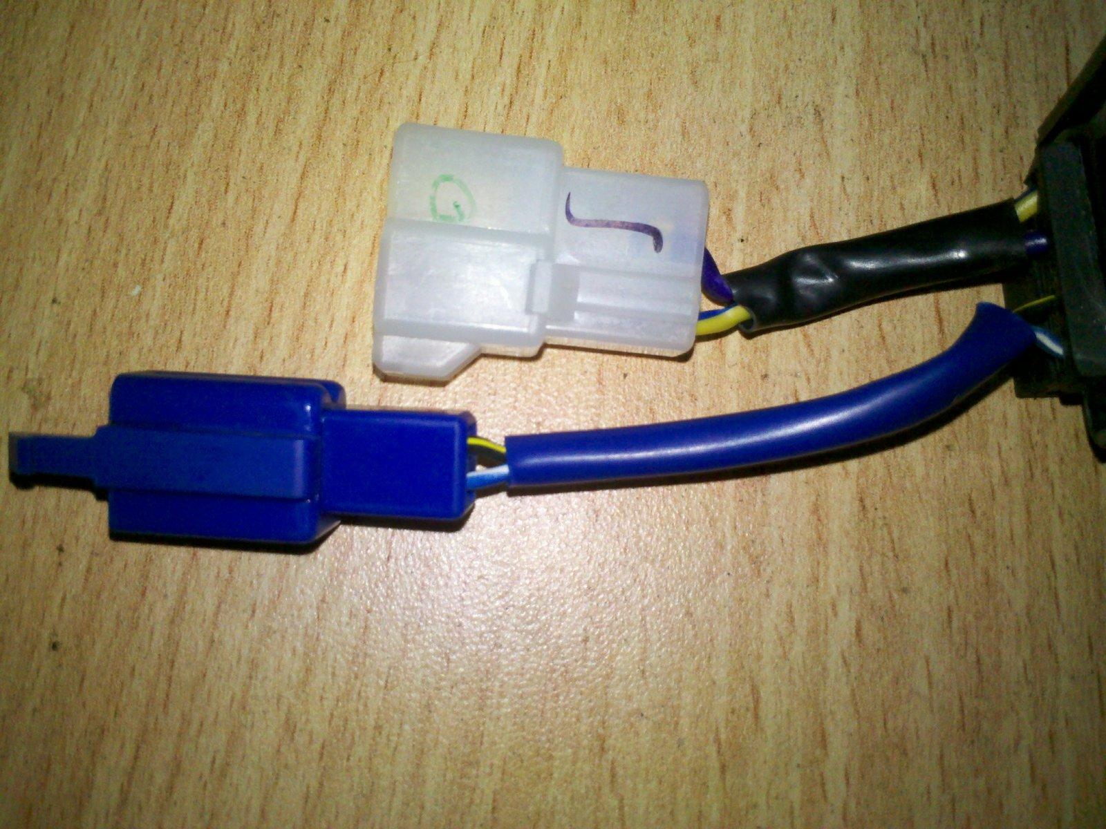 Corte de corriente para las luces  Fcl446