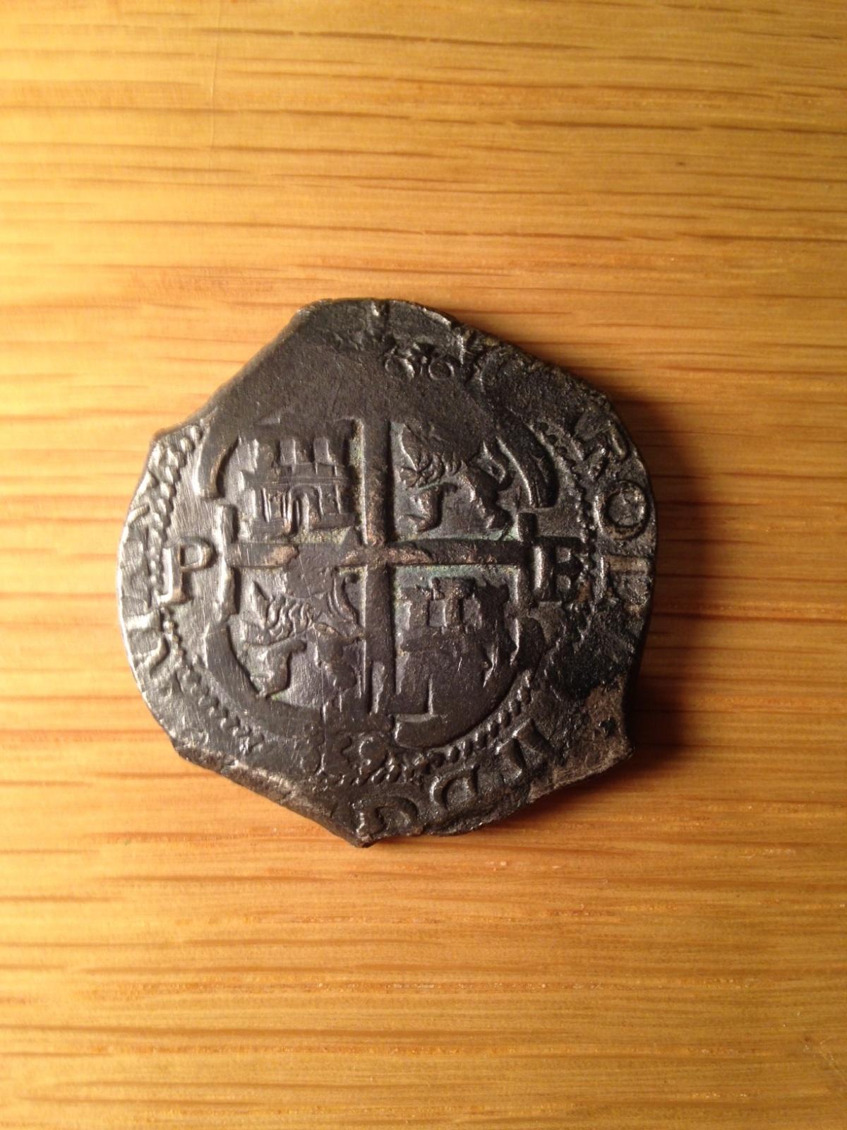8 Reales Potosi Carlos II 1669 Fejgog