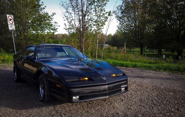 Pontiac Firebird Trans Am 1988 V8 350 5.7L T-Top Flk4mw