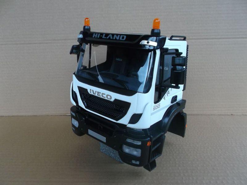 2014 Iveco Trakker Hi-Land 8x8 Fmt4zr