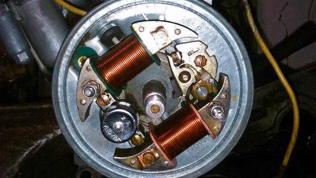 Reparación para restauración en Mobylette AV-88 (Rodamientos, retenes, cilindro...) Izyhsj