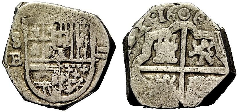 2 reales sevillanos de Felipe III Jrr71f