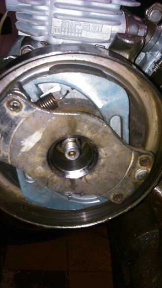 Reparación para restauración en Mobylette AV-88 (Rodamientos, retenes, cilindro...) K3ri28