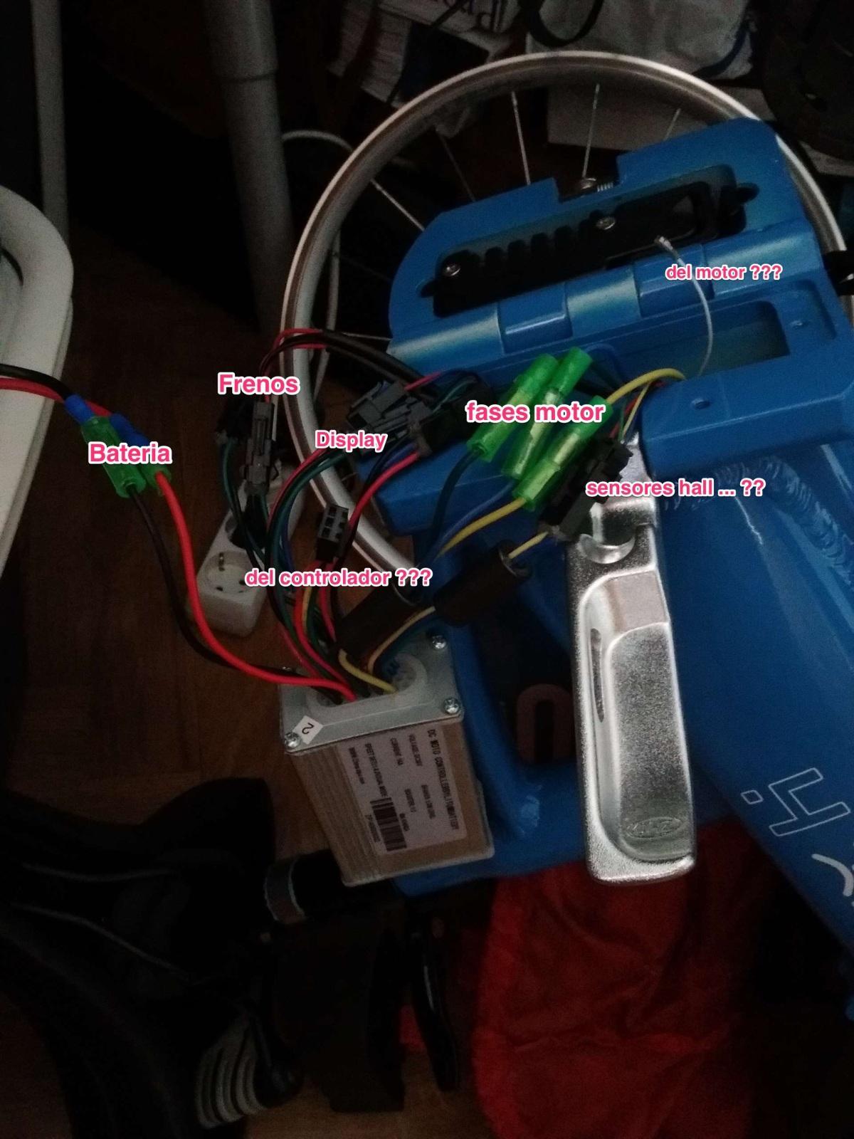 Conexiones motor hub y controlador: a ver si me podeis decir algo (ayudar) Kd2tqs