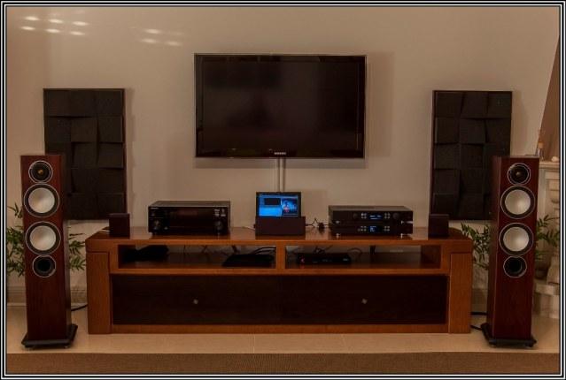 Sistema stereo Ke9fmc