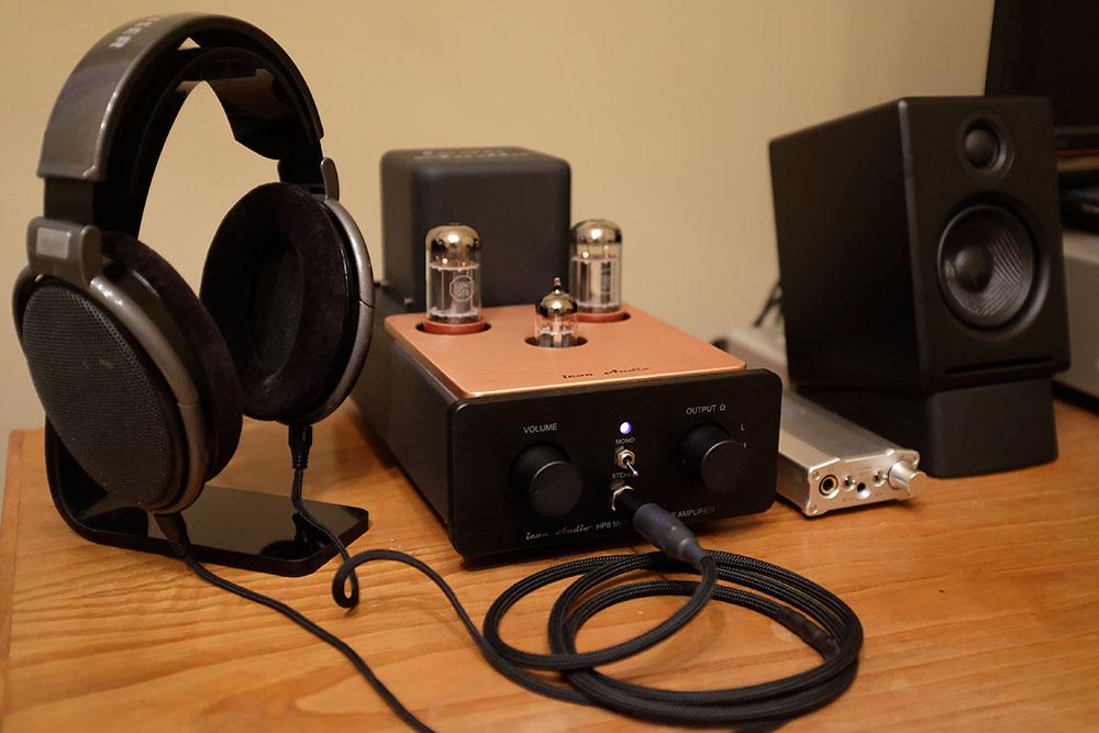 Pensando en amplificación de auriculares a válvulas: ¿me ayudáis a elegir? Muig3m