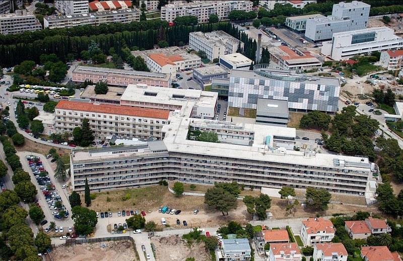 Vojna bolnica Split/Visoka N2lt2x